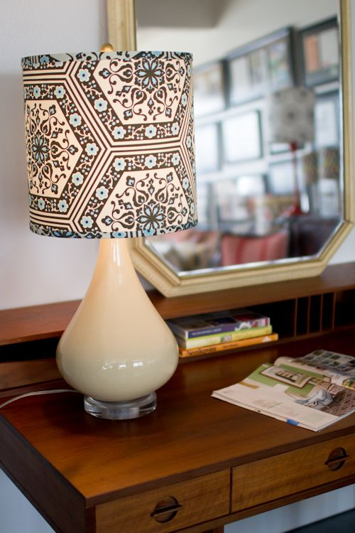 DIY How to Make a Lamp Shade