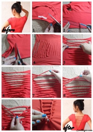 DIY Fashion Shirt
