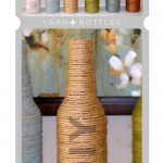 DIY Yarn Bottle