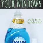 Magic Window Cleaner