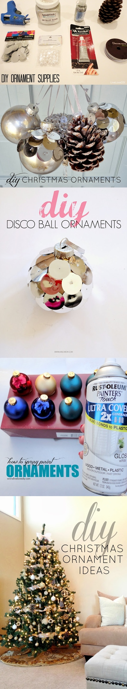 Y Christmas Ornaments Ideas