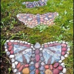 DIY Garden Stepping Stones