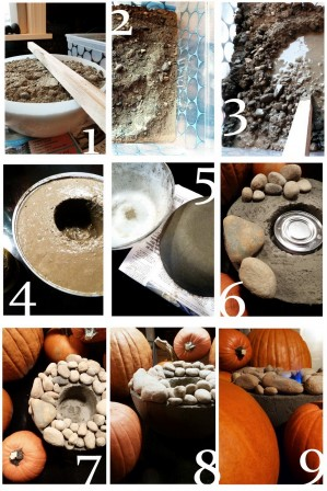 Firebowl Step by Step